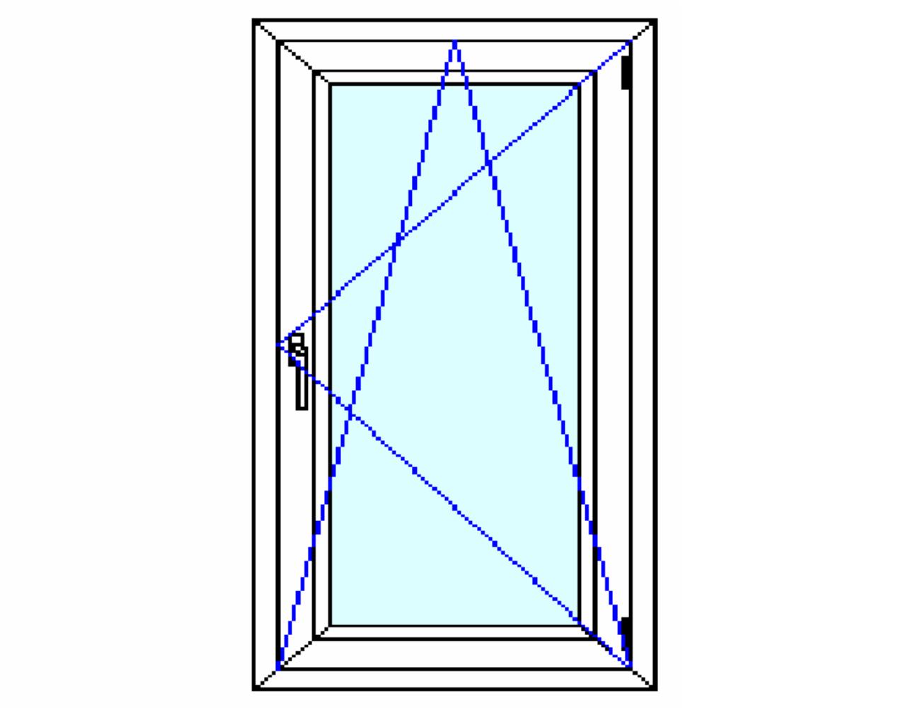 Elevadora for Puerta oscilobatiente